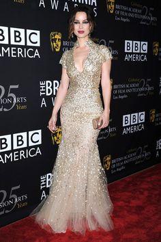 Berenice Marlohe at the BAFTA Britannia Awards in LA.  GORGEOUS!!!
