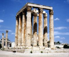 Greece <3 Gorgeous spot & I would love to take in Greek Culture and eat tons of Greek Food :) #monogramsvacation