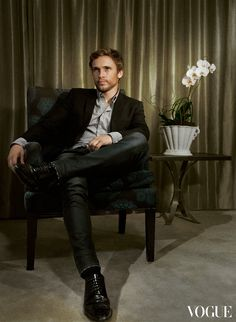 William Moseley for VOGUE México on Behance