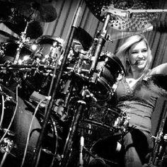 Rae Harper - Drummer