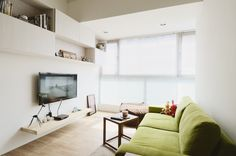 The C+F Simple Style - Yi's home in Taipei - DECOmyplace