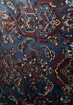 "tissu wax africain ""fleurs de mariage"" - batik lavande"