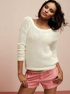 The Eva Short #VictoriasSecret http://www.victoriassecret.com/clothing/casual-chic-looks/the-eva-short?ProductID=100427=OLS?cm_mmc=pinterest-_-product-_-x-_-x