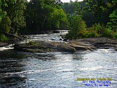 The Seguin Rapids Parry Sound Ontario