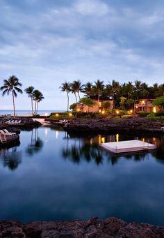 We are proud to partner with Four Seasons Resort Hualalai who feature our Aromasense shower heads. Honeymoon Vacations, Hawaii Honeymoon, Hawaii Vacation, Dream Vacations, Vacation Spots, Maui Travel, Travel Destinations Beach, Places To Travel, Places To Go