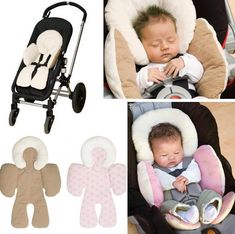 Mother & Kids Cartoon Baby Chair Cushion Baby Stroller Baby Carriage Umbrella Stove Warm Blanket Cartoon Elephant Comfortable Accessories Carefully Selected Materials Strollers Accessories