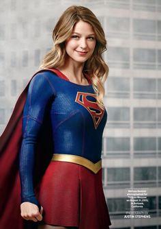 melissa benoist supergirl - Google Search