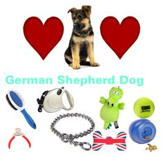 """German Shepherd Dog"" by adina-lupu-1 ❤ liked on Polyvore featuring Pet London, women's clothing, women's fashion, women, female, woman, misses and juniors"