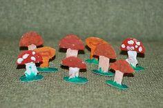 Mushrooms from earlystudy.ru