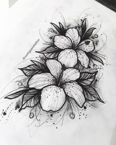 Find the tattoo artist and the perfect inspiration to get your tattoo. - Drawing created by Rodrigo Assi (rodrigoassitattoo) from Balneário Camboriú – SC. Flower Tattoo Drawings, Tattoo Sketches, Tiny Tattoo, Tattoo Studio, Unique Tattoos, Cool Tattoos, Tatoos, Body Art Tattoos, Sleeve Tattoos