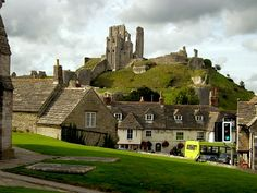 England Ireland, England And Scotland, London England, Dorset England, England Uk, Great Places, Beautiful Places, Places To Visit, Corfe Castle