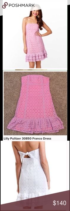 🌺💕Lilly Pulitzer 30850 Franco Dress 🌺 🌸 Beautiful lilac Lilly Pulitzer dress ,size 00 new  up wit tag Dresses Mini