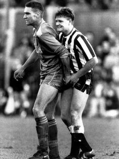 Vinnie Jones, Paul Gascoigne