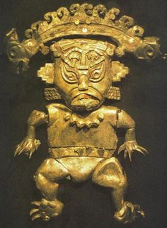 VIRACOCHA.    Creator deity originally worshiped by the pre-Inca inhabitants of Peru and later assimilated into the Inca pantheon. He was believed to have created the sun and moon on Lake Titicaca.