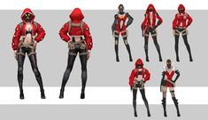 ArtStation - Character design, Chungwei Yu