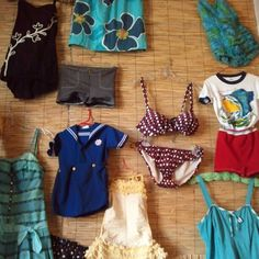 Cruise... in vintage style (from The Attic, of course!)  Follow theatticvintageclothing on Instagram!