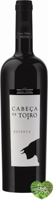 Love Your Table - Cabeca de Toiro Reserva Red Wine 2008, €9,49 (http://www.loveyourtable.com/Cabeca-de-Toiro-Reserva-Red-Wine-2008/)