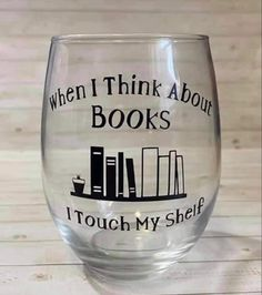 Love this wine glass, make me laugh every time! Wine Glass, My Books, How To Make, Wine Bottles
