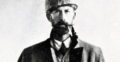 Percy Fawcett-Lost City of Z- Impressive endurance