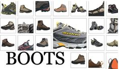 Gear: Choosing the Right Pair of Hiking Boots - Backpacker