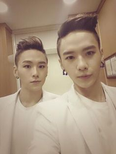 deukie and donny :)
