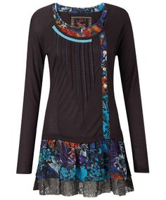 LC694 - Tremendous Tunic  - Tremendous Tunic, Women's Tunics, Women's Clothing, Clothing, Accessories, Joe Browns