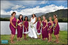 oahu wedding photography, hawaii wedding photographer, marella photography, bridesmaids dress, pareo bridesmaids dress, kualoa ranch, bridal party, hawaii destination wedding, hawaii bride,   www.marellaphotography.com  www.pinterest.com/marellaphotos  www.facebook.com/marellaphotography.hawaii