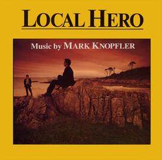 Local Hero Music By Mark Knopfler - Soundtrack to the film. Mark Knopfler, Lp Vinyl, Vinyl Records, Music Songs, My Music, Music Videos, Dire Straits, Local Hero, Karen