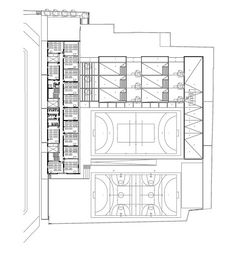 Gallery - CEIP de MURO / BB Arquitectes - 16 School Plan, Education Architecture, Floor Plans, How To Plan, Walls, House Floor Plans, Floor Plan Drawing
