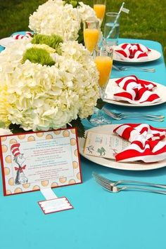 Hostess with the Mostess® - Dr. Seuss Themed Baby Shower