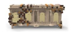 Piccadilly Cabinet: A Mixture Of Futuristic And Classical | DigsDigs