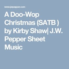 10+ Best SATB A Capella Holiday images | choral sheet music