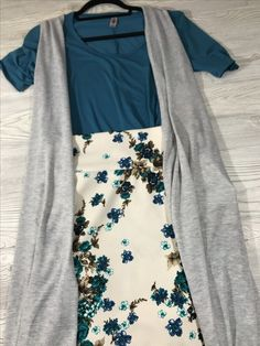 Created this LuLaRoe outfit to wear to a training tomorrow! Cassie, Perfect T, and Joy!