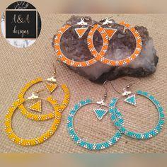 >>>Pandora Jewelry OFF! >>>Visit>> Ring earrings work - - >>Pandora Jewelry OFF! Seed Bead Crafts, Seed Bead Jewelry, Bead Jewellery, Seed Bead Earrings, Diy Earrings, Boho Jewelry, Hoop Earrings, Beaded Earrings Patterns, Seed Bead Patterns