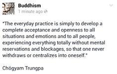 Everyday practices