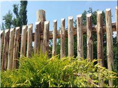Fakerítés Garden Gates, Belgium, Fence, Horses, Texture, Landscape, Wood, Projects, Crafts