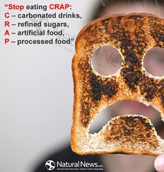 Eat healthy, be happy! www.naturalnews.com