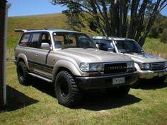 Toyota Landcruiser 80 Series