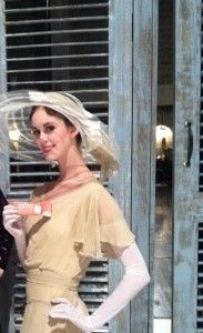 Danielle Downey in PBT's A Streetcar Named Desire