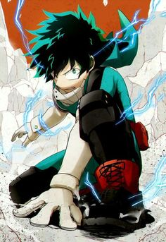 Boku no Hero Academia || Midoriya Izuku, My hero academia #mha