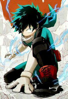 Boku no Hero Academia    Midoriya Izuku, My hero academia #mha