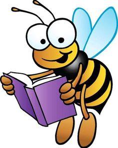 home free clipart bee clipart beehive bees bee themed classroom rh pinterest com Bee Clip Art Teacher Bee Months