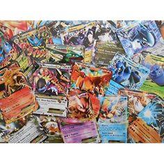 POKEMON TCG 50 CARD LOT SET WITH HOLO FOILS EX//LVX// PRIME// FULL ART GUARANTEED