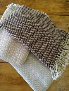 Alpaca, Merino, Cashmere and Silk, handwoven blankets by Legacy Lane Fiber Mill. Sussex, NB Canada