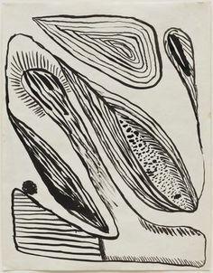 "Louise Bourgeois ""Untitled"" c. Louise Bourgeois Art, Max Ernst, Gravure, Artist Art, Art Google, Textile Art, Illustration Art, Illustrations, Caricature"