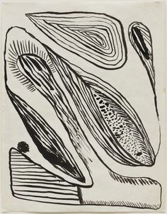 Louise Bourgeois. Untitled. (1950)