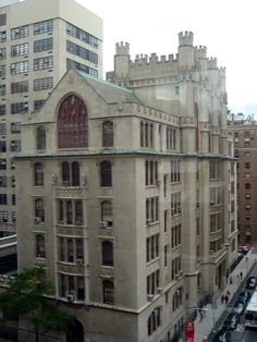Hunter College, where the best sorority in the whole world was found LΦVΣ TO BΣ <3