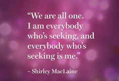 6 Life Lessons from Legendary Actress Shirley MacLaine - @Helen George #supersoulsunday