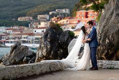 Destination wedding in Parga Greece Beach Resorts, Greece, Destination Wedding, Reception, David, Wedding Photography, Wedding Dresses, Fashion, Greece Country