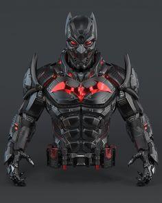 Batman Armor, Batman Suit, Batman Vs Superman, Marvel Comics Superheroes, Dc Comics Art, Batman Comics, Batman Fan Art, Batman Comic Art, Gi Joe